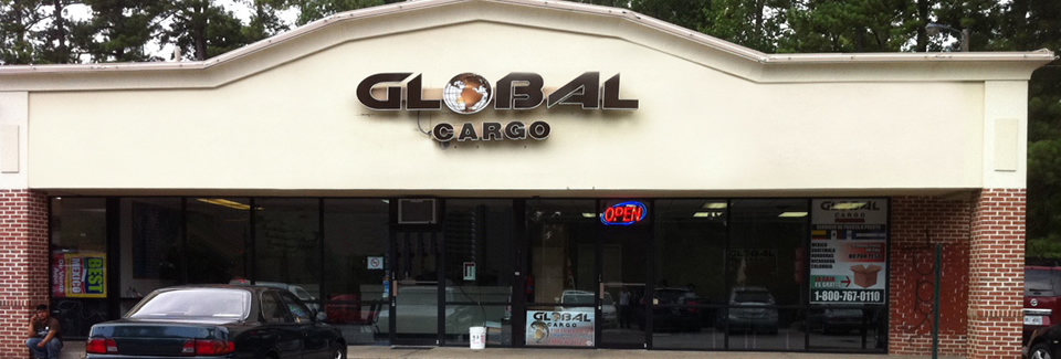 Global Cargo Envios - Paqueteria de Houston a Mexico