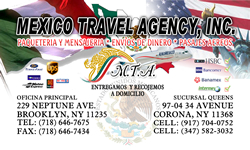 MEXICO TRAVEL AGENCY, INC