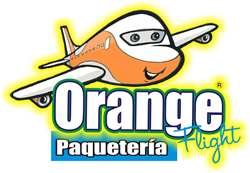 Paqueteria desde Oaxaca a EU - Orange Flight