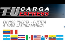 Tu Carga Express Mexico - HOUSTON-MIAMI-LOS ANGELES